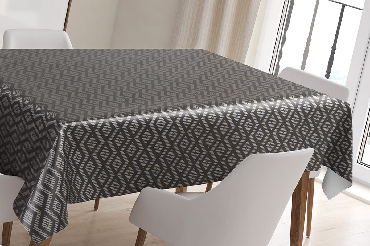 Tovaglia Da Tavola Moderna tovaglie plastificate antimacchia - reds - tappeti e zerbini