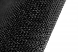Zerbino agugliato stampato