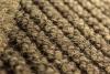 Zerbino agugliato floccato