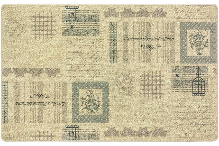 Tappeto stampato